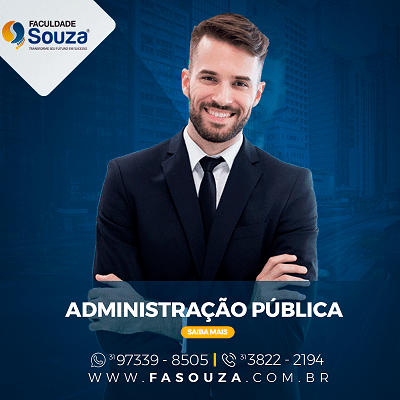 Faculdade Souza - Administração Pública