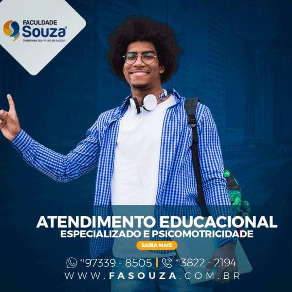 Faculdade FaSouza - AEE - Atendimento Educacional Especializado e a Psicomotricidade