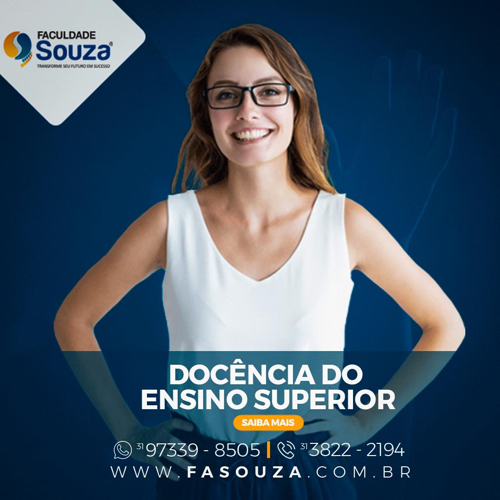 Faculdade Souza - Docência do Ensino Superior