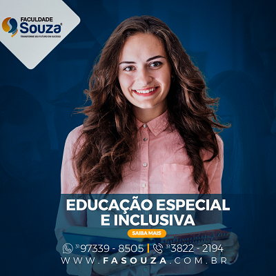 Faculdade Souza - Educação Especial e Inclusiva