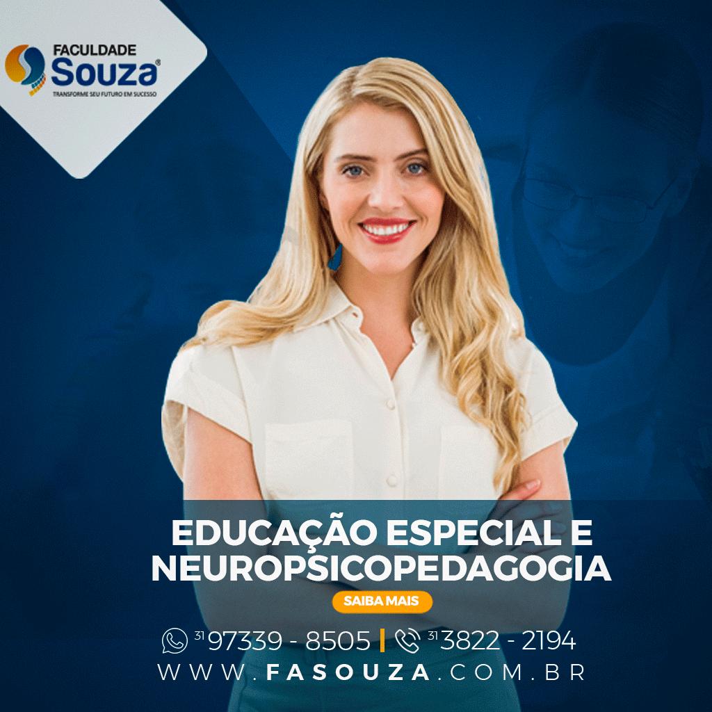 Faculdade Souza - Educação Especial e Neuropsicopedagogia