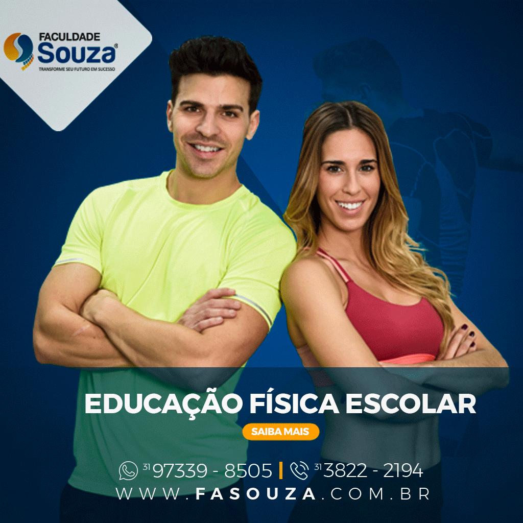 Faculdade Souza - EDUCAÇÃO FÍSICA ESCOLAR