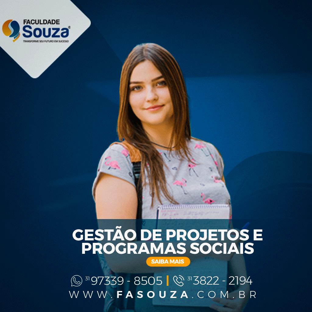 Faculdade FaSouza - Gestão de Projetos e Programas Sociais
