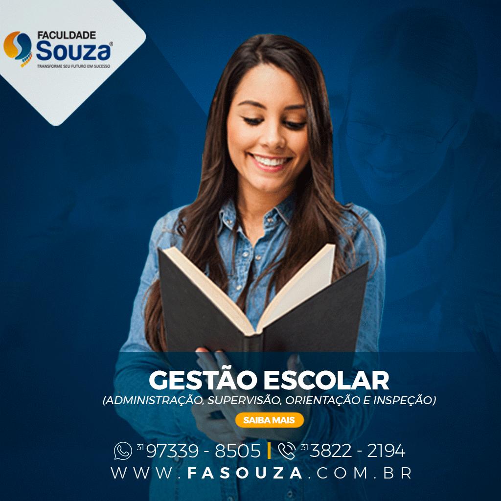Faculdade Souza - Gestão Escolar