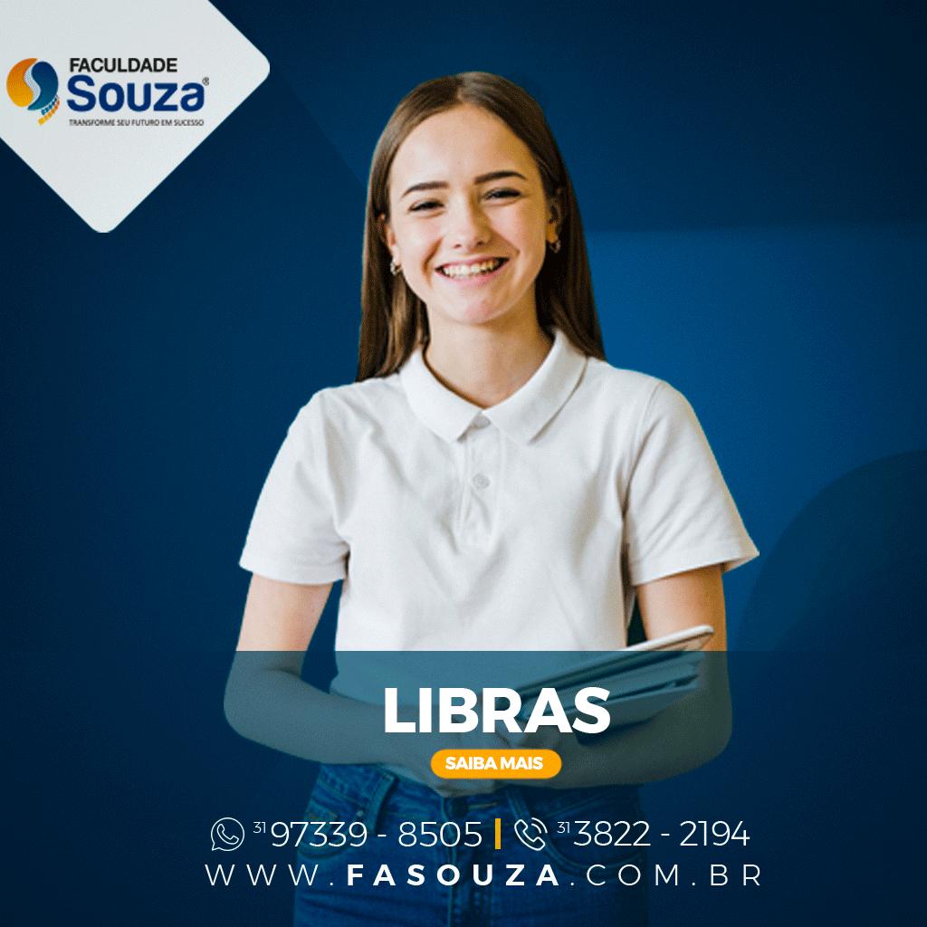 Faculdade Souza - LIBRAS