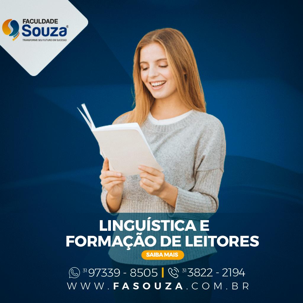 Linguística e Formação de Leitores