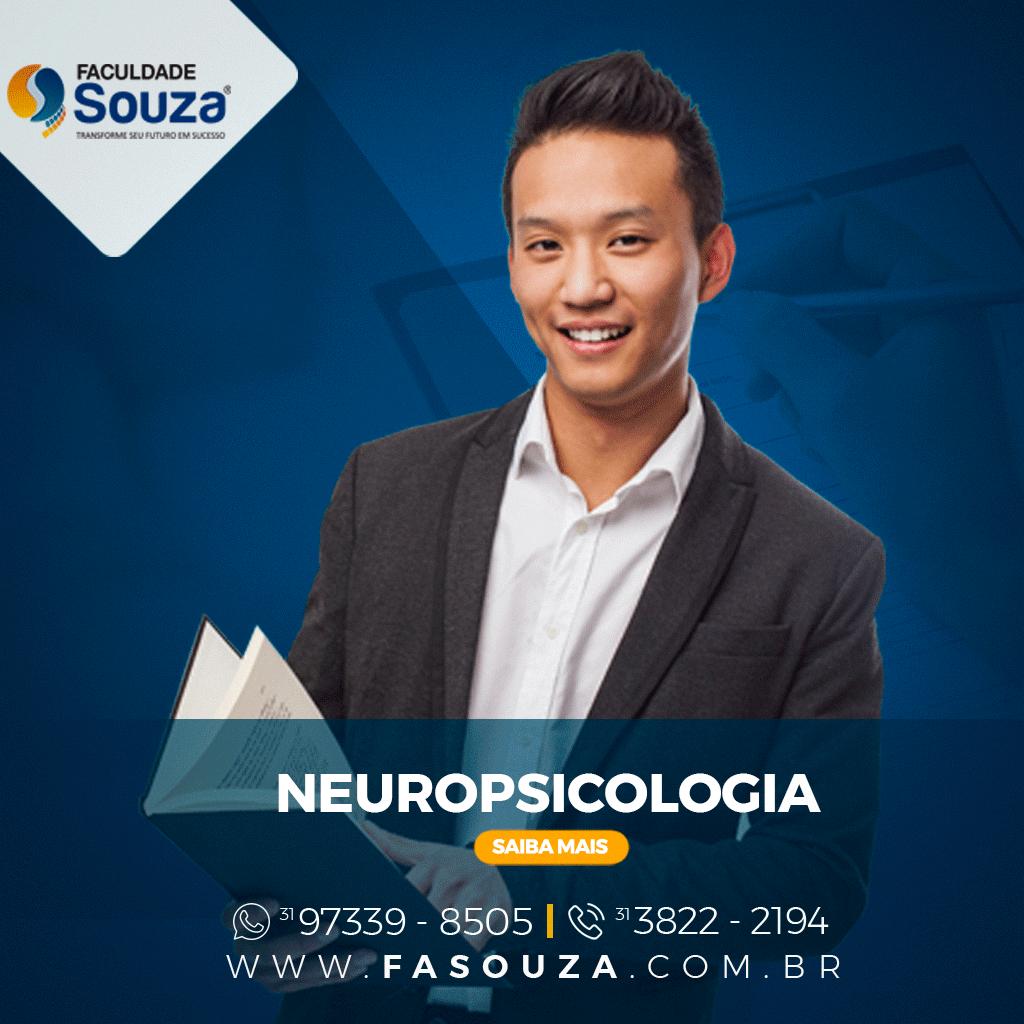 Pós-Graduação Neuropsicologia - Faculdade Souza - FaSouza