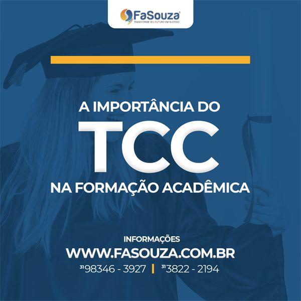 A Importância do TCC – Trabalho de Conclusão de Curso na Formação Acadêmica