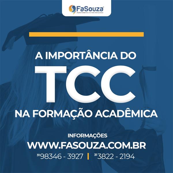 A importância do TCC na formação acadêmica