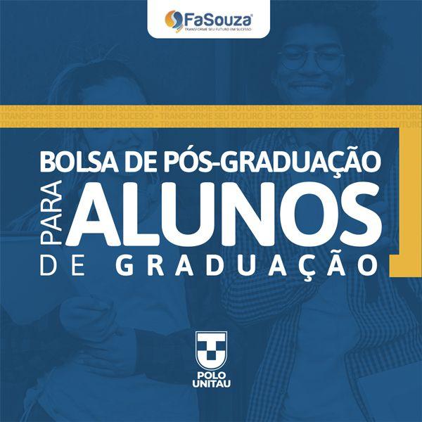 Bolsa de Pós-Graduação para Alunos de Graduação