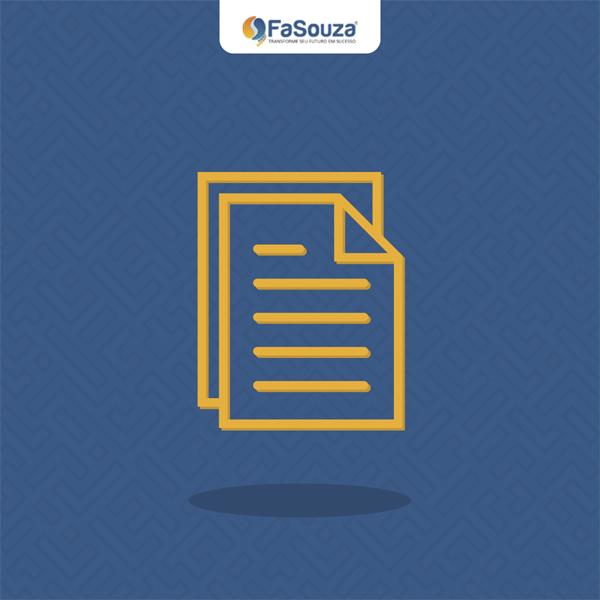 Documentos Necessários para Matrícula