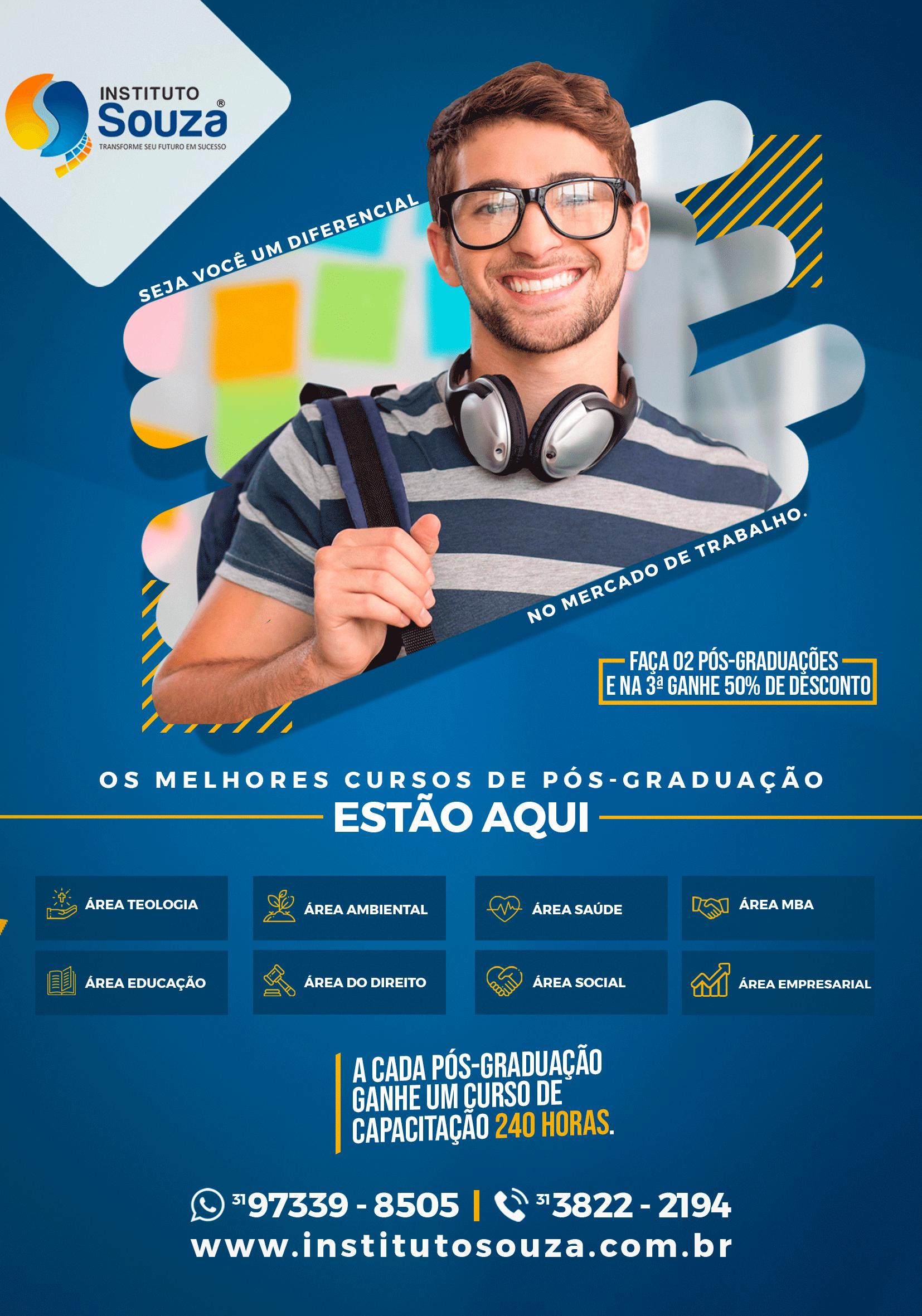 Pós-Graduação a Distância São Paulo SP
