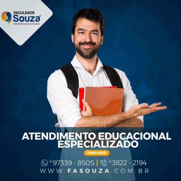 Pós Graduação Atendimento Educacional Especializado – AEE