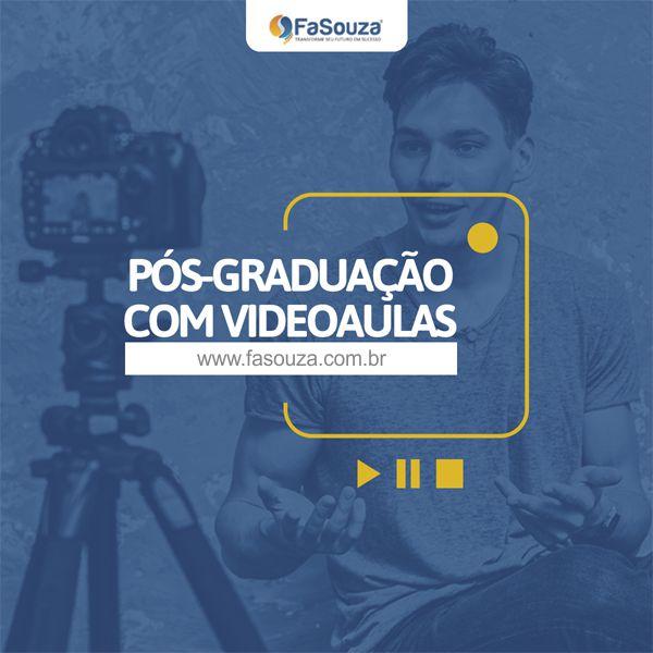 Videoaulas para os Cursos de Pós-Graduação